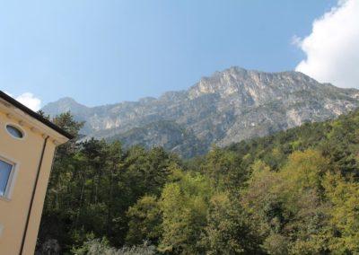Vista montagne / Mountain view / Blick auf die Berge